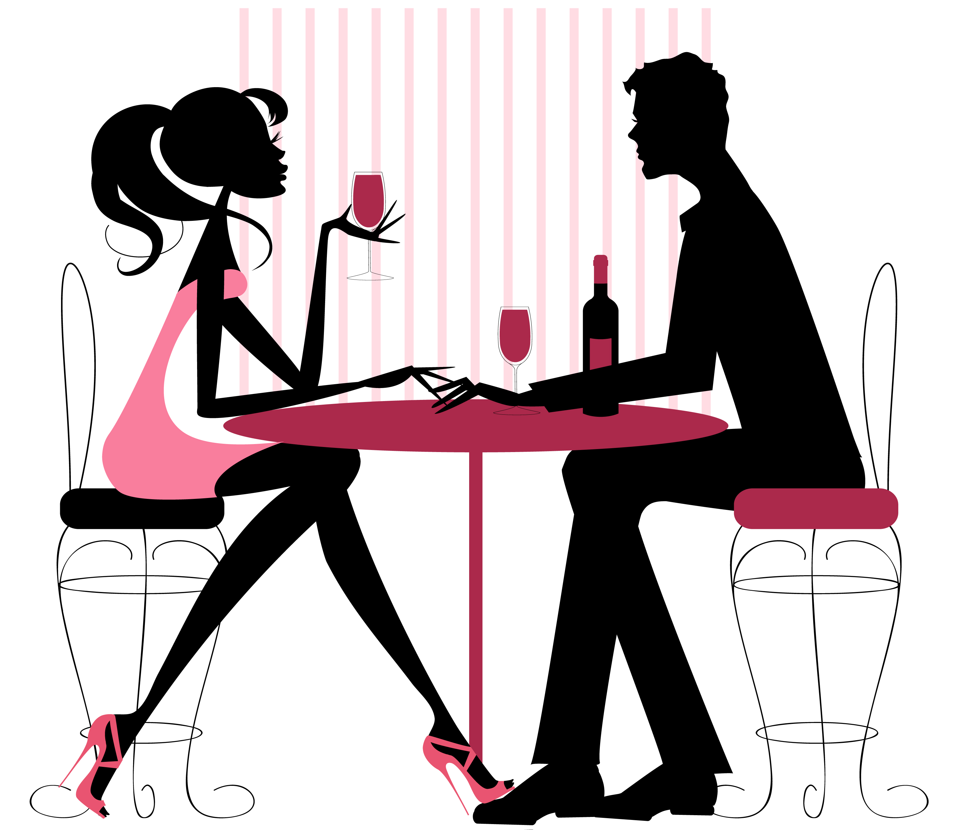 speed dating hello party