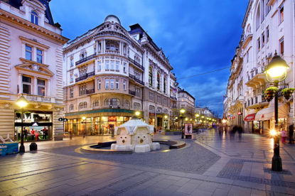 Besplatna tura Beograda