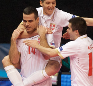 Futsal: Srbija – Portugal
