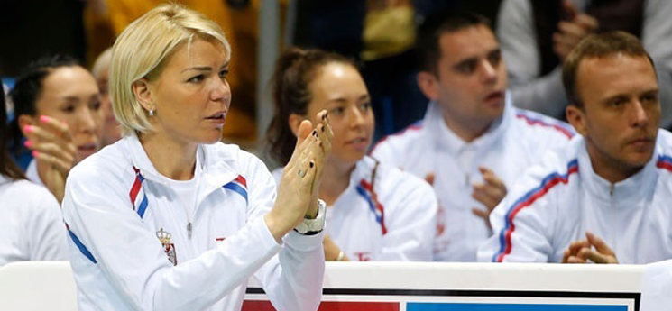 Tenis - selektor reprezentacije Srbije