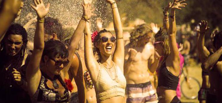 Kalemegdanski Summer Festival: dnevni rejv