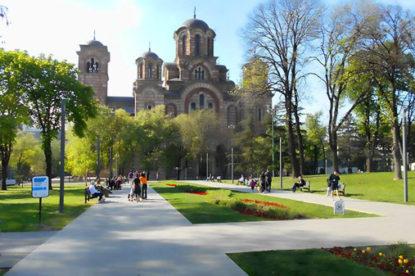 Park Tašmajdan