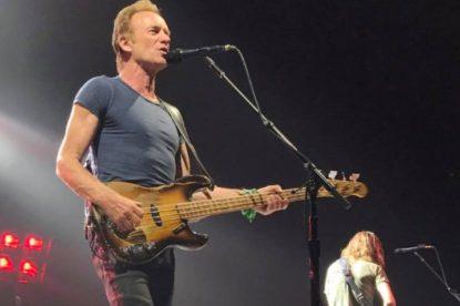 Sting comes to Arena on Sept. 17