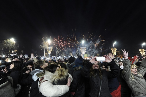 new year in belgrade concert