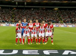 Red Star - FC Köln front