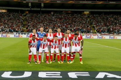 Red Star – FC Köln, a duel for 2nd place