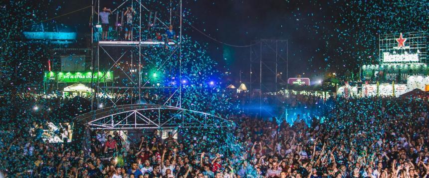 Beer Fest 2018 lasers
