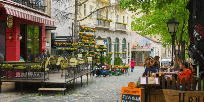 visit Belgrade Skadarlija