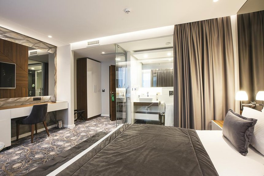 Best hotels in Belgrade rooms
