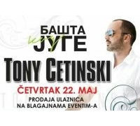 Koncert Tonija Cetinskog u Beogradu