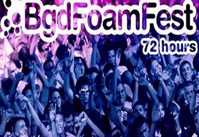 Belgrade Foam Fest 2015