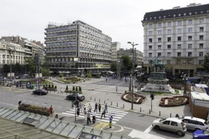 Lists by CNN and NYT recommend Belgrade