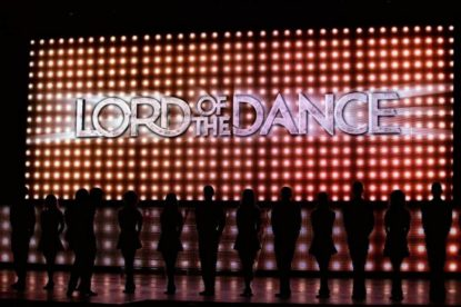 Lord Of The Dance – spectacle in Sava Center