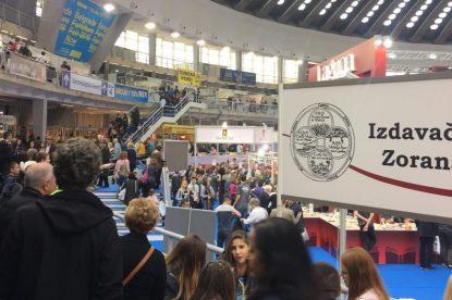 Sajmovi u Beogradu u drugoj polovini 2018