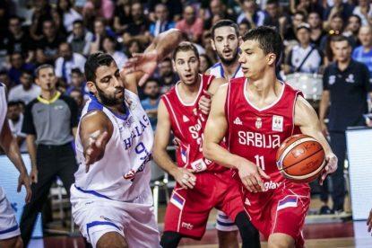 Srbija – Grčka, kvalifikacije za SP