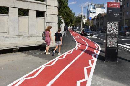 Biciklističke staze u Beogradu