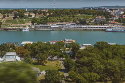 Novi video spot o Beogradu
