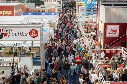 Belgrade Book Fair, Oct 20-27th