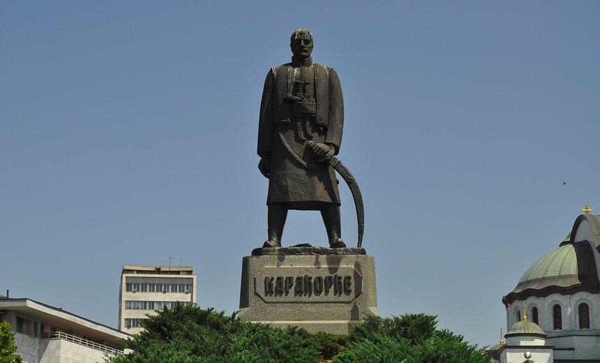 spomenik karadjordje spomenici u Beogradu