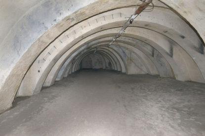 Belgrade's hidden underground