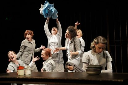 "Summer theatre on Taš opens with ""Trpele"""